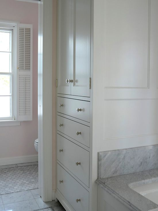 bathroom Built-Ins