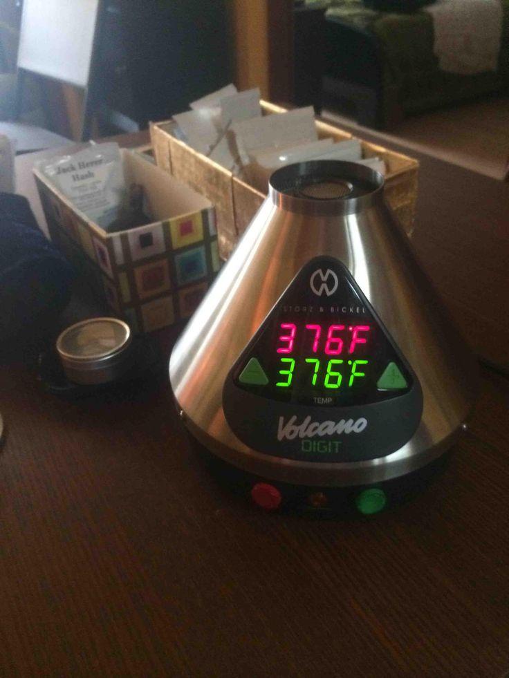 Using Vaporizer Temperatures to Select Cannabinoids & Enhance Your Marijuana  High