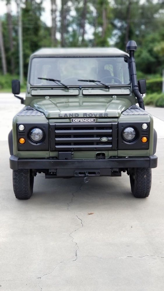 1993 Land Rover Defender 90 200tdi Left Hand Drive Lots Of Upgrades