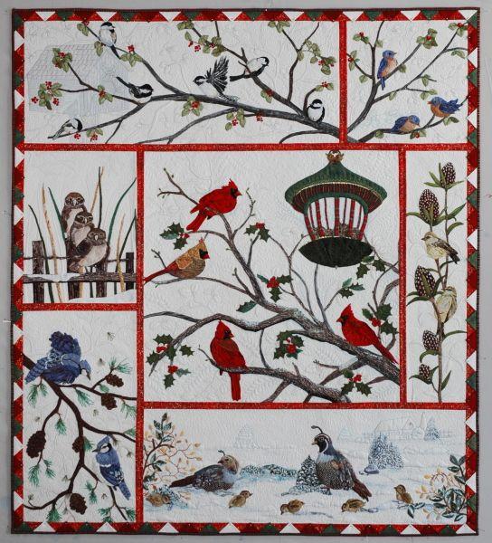 Audubon's Christmas by Kathy McNeil