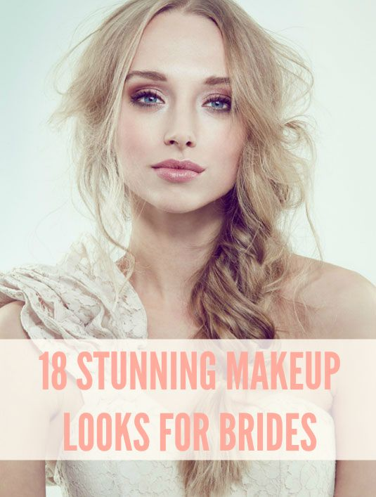 Picking your wedding makeup: The hardest decision you'll make after choosing the groom.