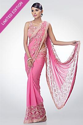 lusciously pink....