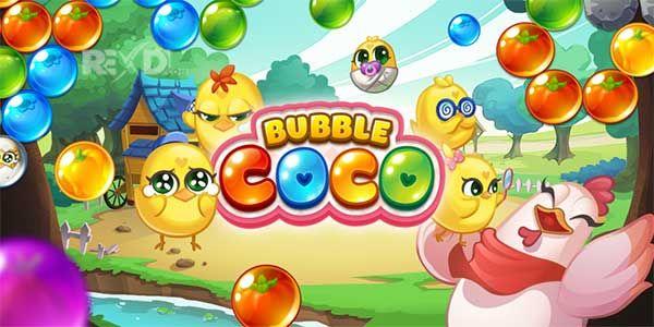Ecco come fare per avere vite infinite, diamanti illimitati e soldi infiliti nel gioco Bubble Coco per Android