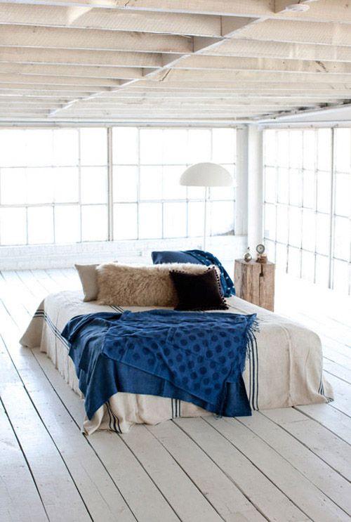 INDIGO Blue Pillow Obsessed | Erika Brechtel | Brand Stylist