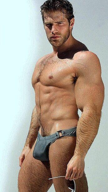 Skinny naked male-2597