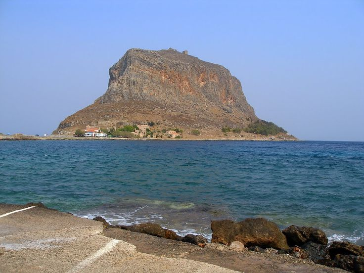 Greece, Monemvassia