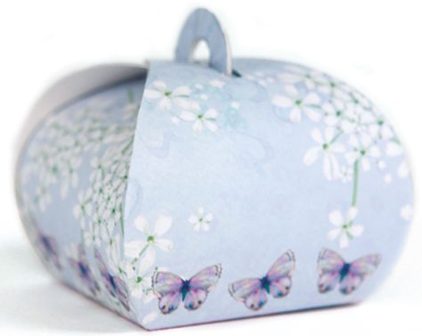 Purple Butterflies Mini Box. Ideal for party favours, a slice of cake or a small gift... £3.50 for pack of 5. Shop now: http://tinyurl.com/gupjkbs