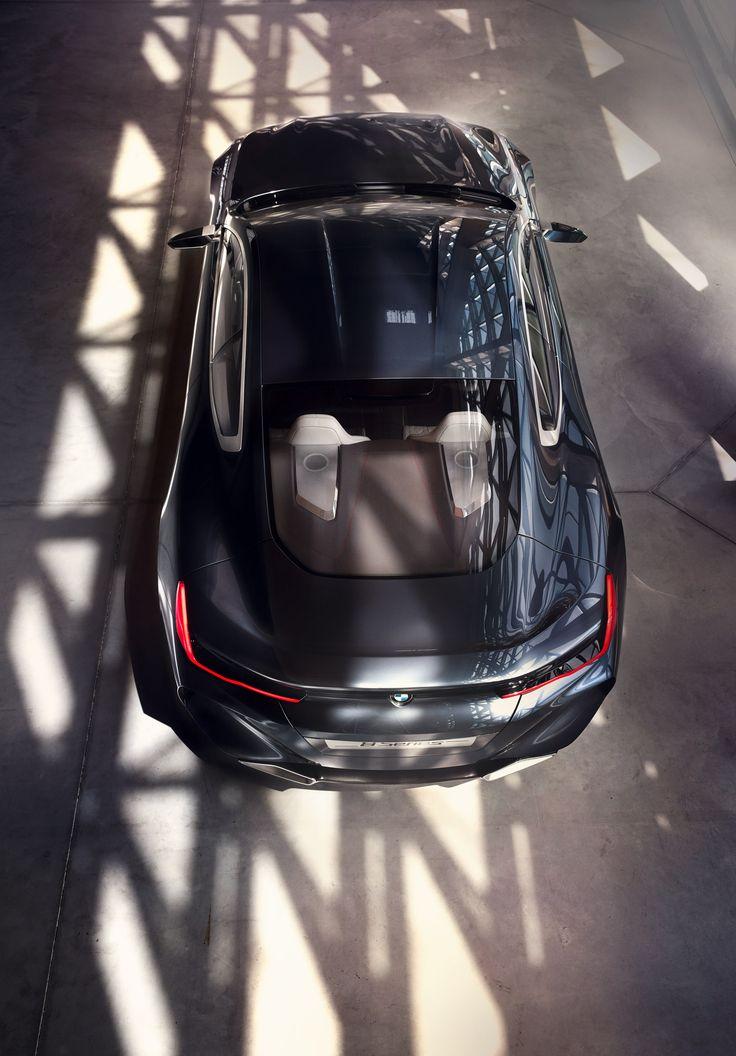BMW Concept 8 Series, photographed by Agnieszka Doroszewicz. #bmw #carporn #photography #car #carphotography