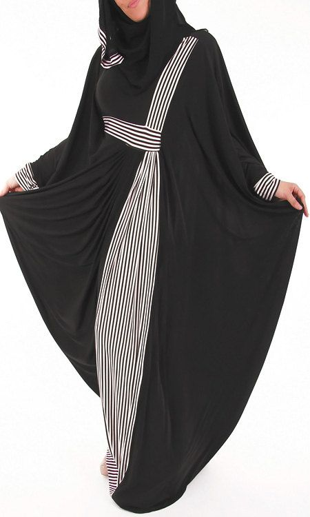 Butterfly Abaya Maxi Dress One size by ShopIslam on Etsy