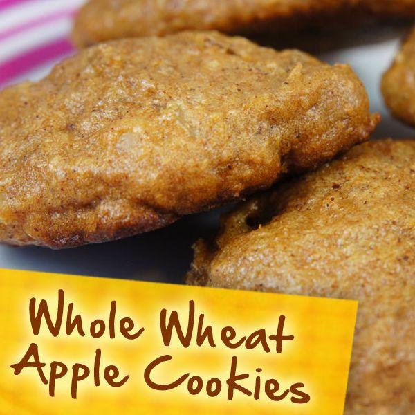 78 best hispanic diabetes recipes images on pinterest diabetes hispanic diabetes recipes whole wheat apple cookies forumfinder Choice Image