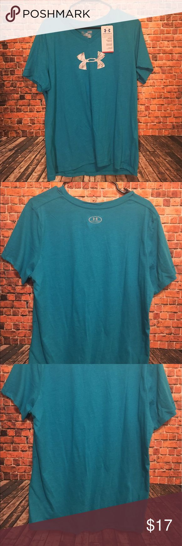 NWT Women's Under Armour  T Shirt New size XL Under Armour Tops Tees - Short Sleeve