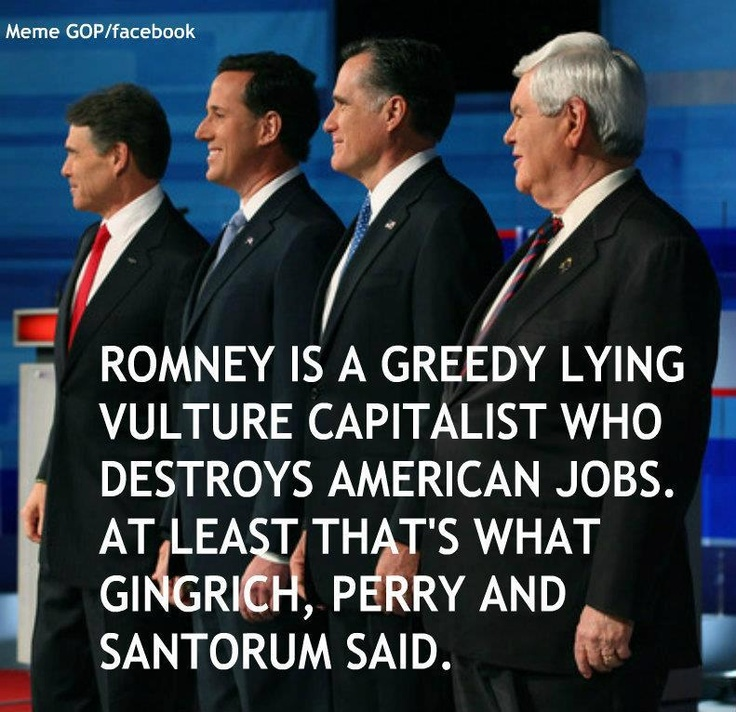 according to other Republican Presidential candidates during the debates!: Politics Funny, Republican Presidenti, Election 2014, Mitts Romney, Election 2016, Entir Parties, Election 2012, Modern Liberalism, Vote 2014