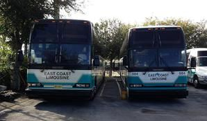 Miami and Fort Lauderdale Charter Bus Rental