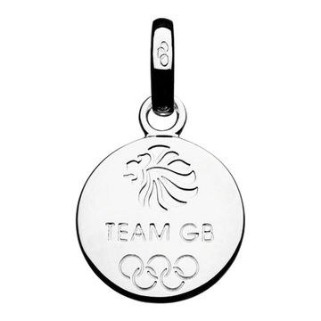 Celebrate this once in a life time opportunity with this Links of London classic, sterling Silver, Team GB/ Paralympics GB Disc Charm.