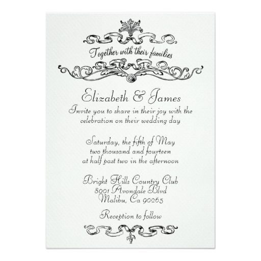 Elegant See MoreSimple Luxury Black And White Wedding Invitations Inviteyou Will  Get Best Price Offer Lowest Prices