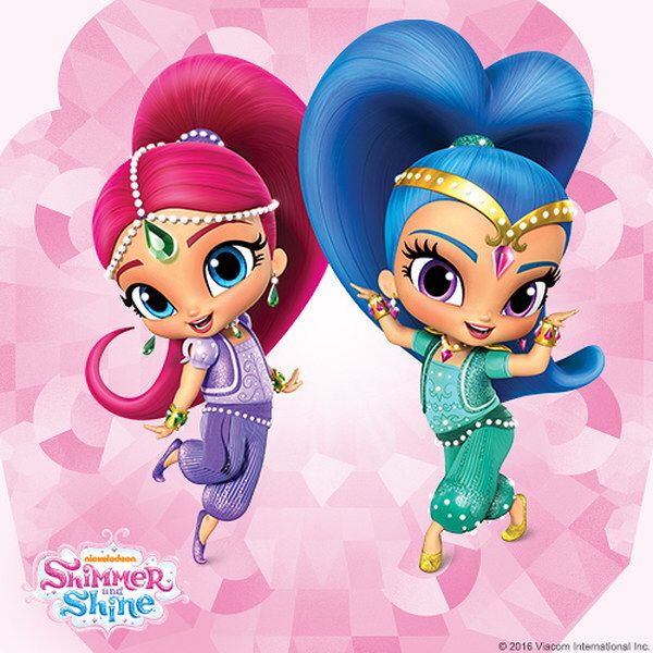 Best Shimmer Shine Printables