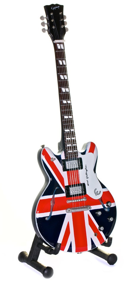 Mini Electric Guitar, fake but awesome!