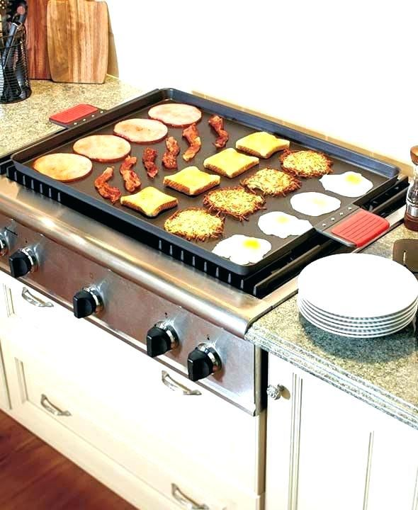 Gas Stove Top Griddles Grill Ceramic Stove Top Griddle Surprise Grills For The Best Electric Grill Pan Home In Kitchen On A Budget Kitchen Design Kitchen Plans