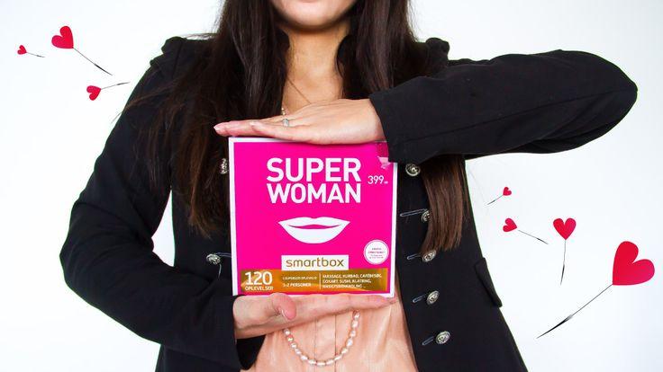 Ellen fra Blog Bog & idé - Inspiration til Valentinsdag: Smartbox Superwoman
