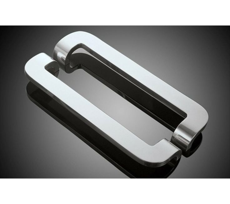 $496 Forms + Surfaces: Folio Cast Door Pull 8 1/2 Inch Cc HDFOL5151
