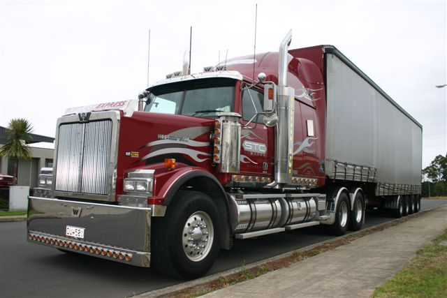 western star trucks   Truck Photos - Australian Western Star
