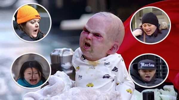 TV: Djævlebaby amok på gaden