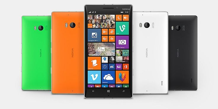 This is a Windows Phone 7 Smartphone Best sophistication Lumia, 930