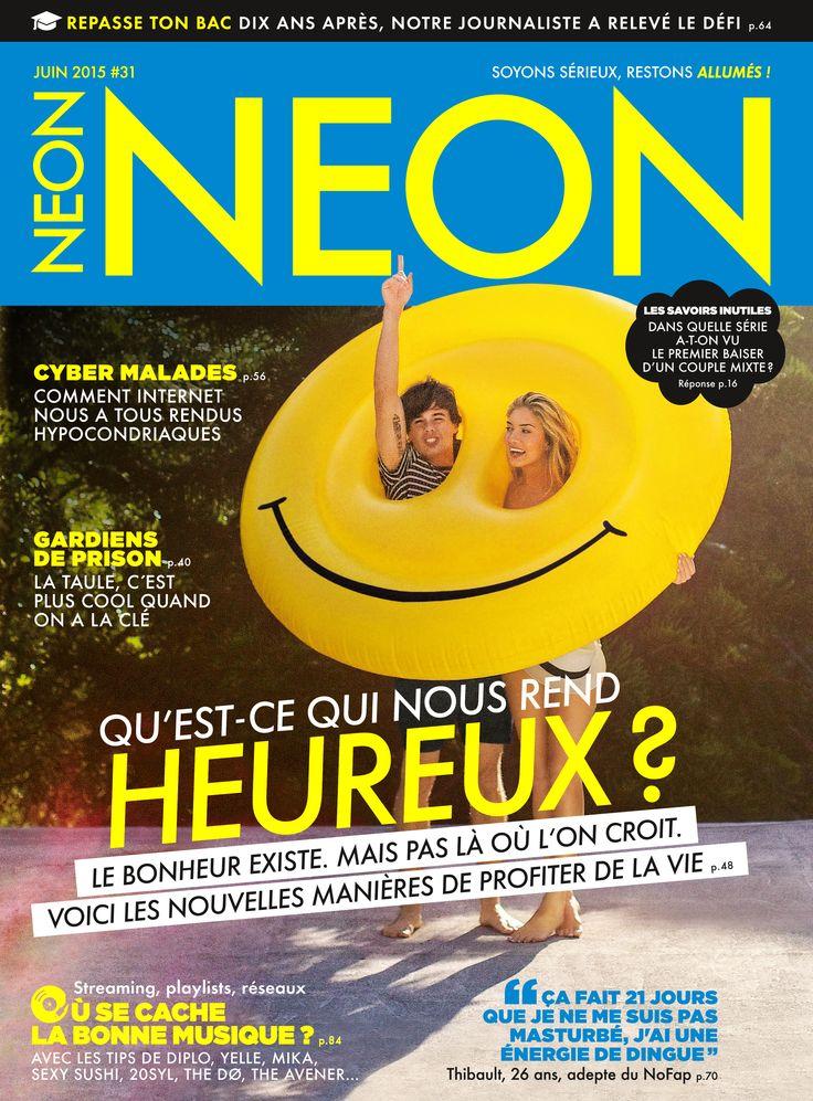 Magazine NEON n°31 - juin 2015