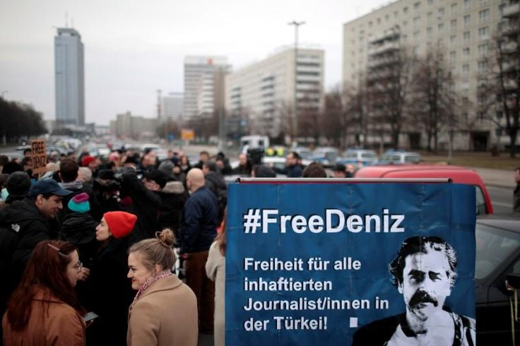 #world #news  Turkey jails reporter from Germany's Die Welt paper: court witness