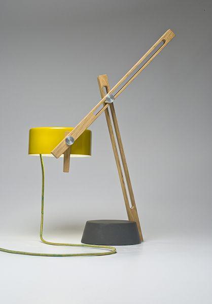 éclairage : Ferréol Babin, lampe jaune COMPAS