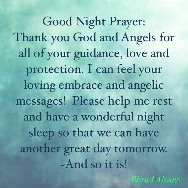 Night Time Prayer Quotes: 1000+ Images About Good Night On Pinterest