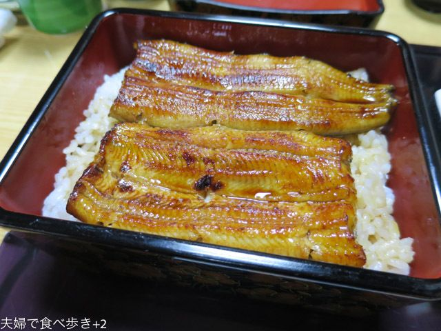 ハレの日は鰻と決まっている みや川@神楽坂 夫婦で食べ歩き+2