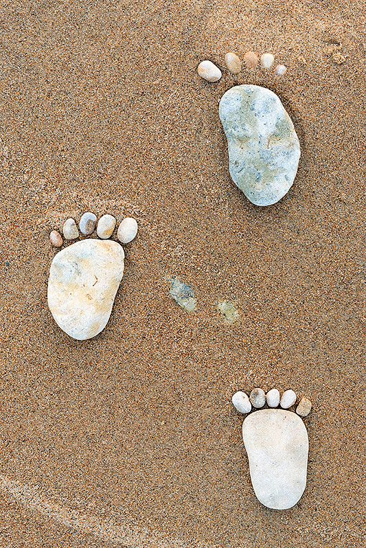 Leave Only Footprints by Nebojsa Novakovic on 500px