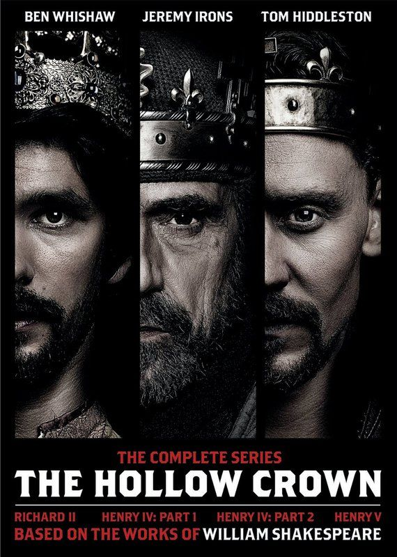 Пустая корона / The Hollow Crown / Сезон: 1 / Серии: 1-4 (4) [2012, драма, HDTVRip 720p]