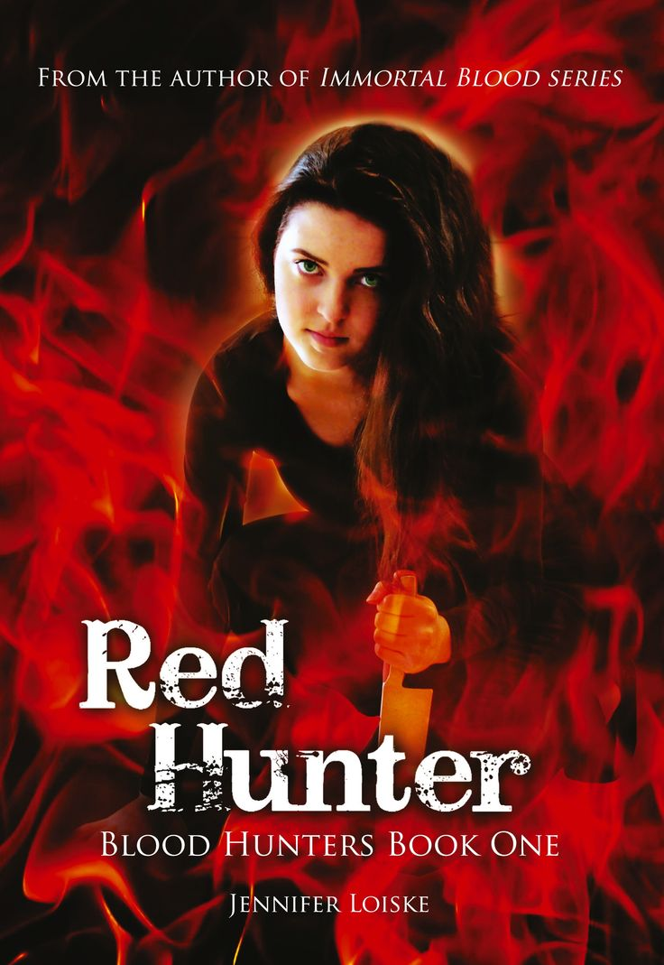 The hunt is not over!   The story of Samantha Green (the Immortal Blood series) continues in this fast-paced, utterly absorbing new series. Red Hunter, book one of the Blood Hunters series, takes up the story where the Immortal Blood series ended, yet is a complete stand-alone series that does not require prior knowledge of the Immortal Blood series. http://www.amazon.com/Red-Hunter-Blood-Hunters-Book-ebook/dp/B00Q4E1V3G