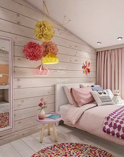pink but still chic. #kids #decor #estella