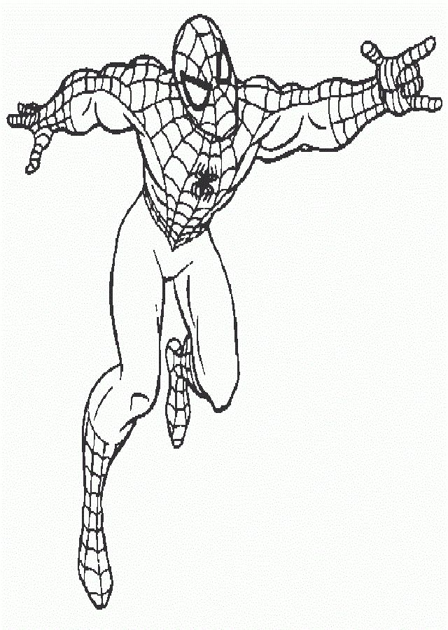 14 best Dibujos para colorear e imprimir de Spiderman images on ...