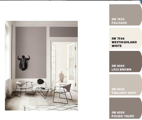 Sherwin Williams Twilight Gray | paint colors | Pinterest ...