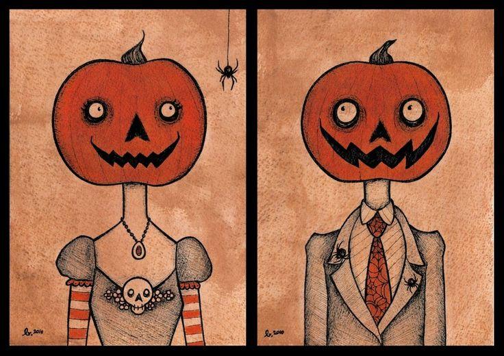 Mr. & Mrs. Halloween
