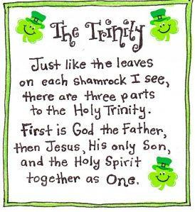 The Trinity {St. Patrick's Day}