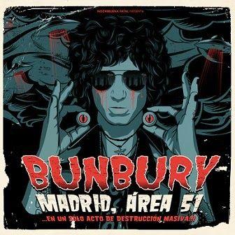 """RADIO   CORAZÓN  MUSICAL  TV: BUNBURY: """"DESPIERTA (DIRECTO MADRID"""