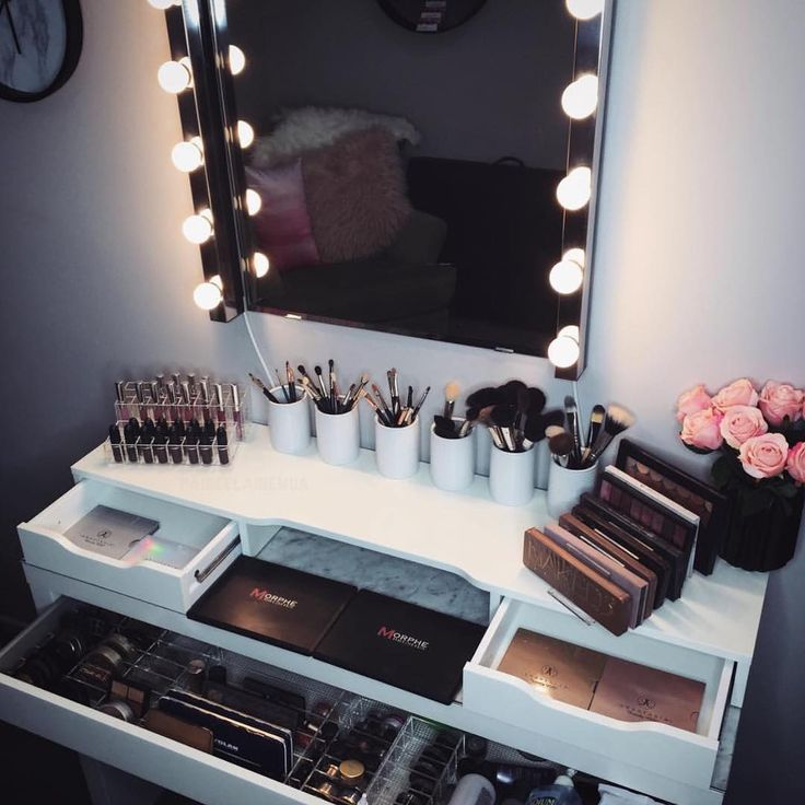 25 Best Ideas About Makeup Dresser On Pinterest Makeup Vanity Organization Diy Makeup Vanity
