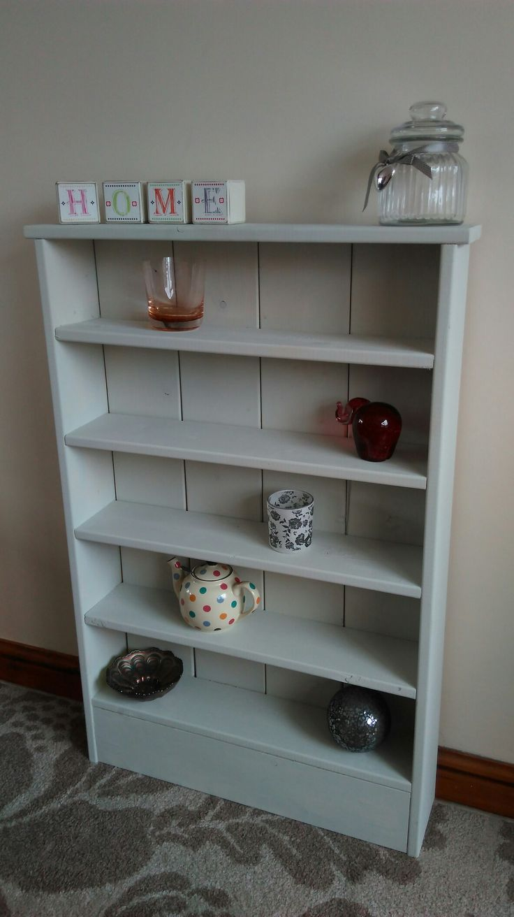 Another relcaimed pine shelf / display unit..  Check us out in facebook  Hand made in norfolk