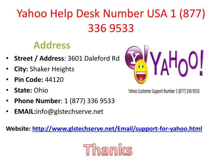 To Fix Yahoo Login Issues Call now 1877-503-0107 - Yahoo ...