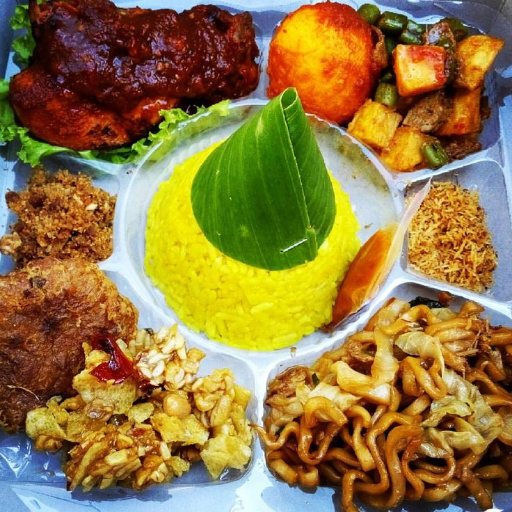 Catering Rantangan Harian Surabaya Makanan minuman