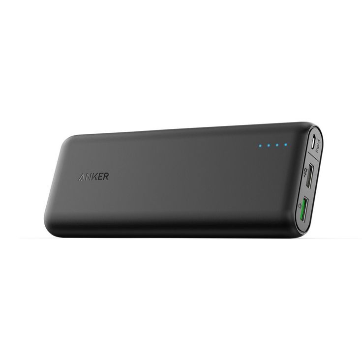 Amazon.com: PowerCore 20000 with Quick Charge 3.0, Anker's First Qualcomm Quick Charge 3.0 Portable Charger, Backwards Compatible with All Versions of Qualcomm Quick Charge, For Samsung, iPhone, iPad and more: AnkerDirect