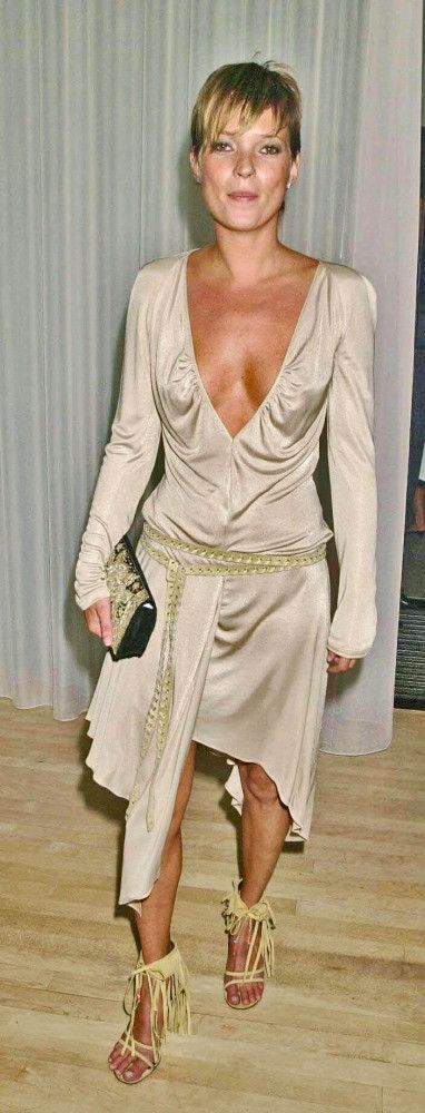 Kate Moss' Style Just Might Be The Most Glamorous Ever (PHOTOS)