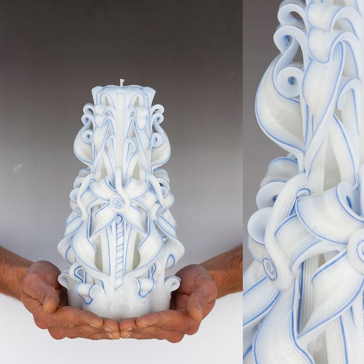 Best images about candle carving on pinterest
