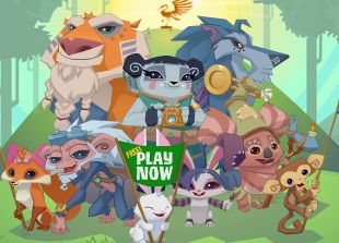 Free Animal Jams Game