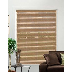 Stains Pecan Wood Venetian Blind